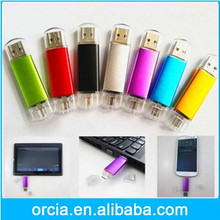 OEM Android plastic otg usb flash drive, Super New Products Wholesale USB Flash,OTG usb memory