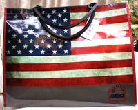 laminated PP woven bag printing machine/flag making machine manual bag