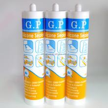 GP acid silicone sealant,silicone sealant tube