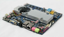 Industial control mainboard Intel Core2 solo mini itx motherboard tested good in stock with LVDS,Ethernet LAN RJ45 for HTPC