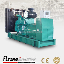 Automatic type industrial diesel electric power generator 450kw for sale with DCEC cummins engine QSZ13-G3