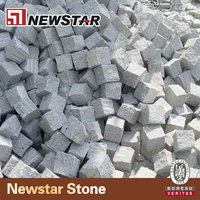 China granite hexagon paver