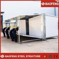 modern design custom folding carport roof