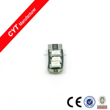 T10 1.5w 5050 6SMD Red Canbus Led Car light Clearance Lights