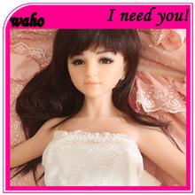 Japón realista de silicona muñeca del sexo del silicón verdadero de la muchacha muñeca del sexo