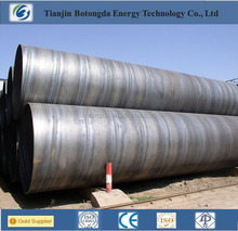 Black ASTM A53 Gr.B carbon steel welded pipe for sale