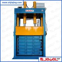 Industrial Popular Hydraulic Press Used Clothing Baling Machine