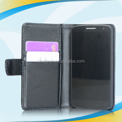 new products hit color cross wallet leather case for LG optimus g2