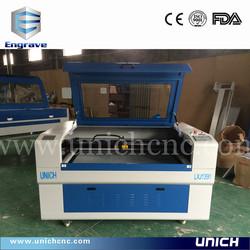 Unich top quality laser machine1490/laser cutting service