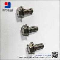 Supply OEM High Tensile Nut Bolt Manufacturer Head Markings