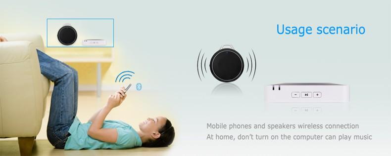 NFC bluetooth audio receiver 04