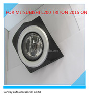 Car accessories for Mitsubishi L200 Trion 2016 fog lamp hotselling