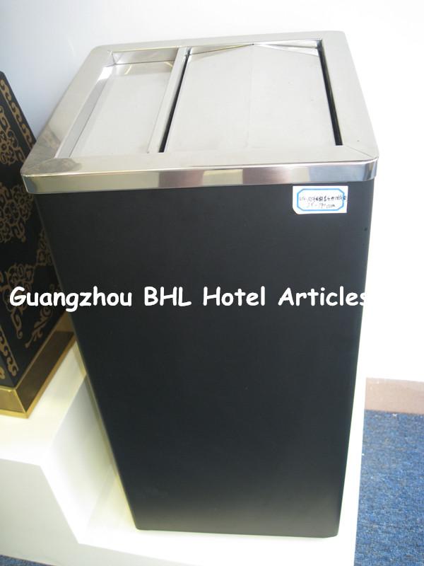 hotel liefert freistehende edelstahl abfallbehälter küche hotel