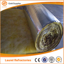 High Quality Glass Wool Insulation With Double Sides Ordinary Aluminum Foil