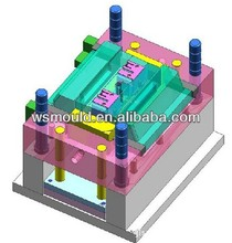 2014 Plastic Injection Molding For Industry Parts(WS-4FR)
