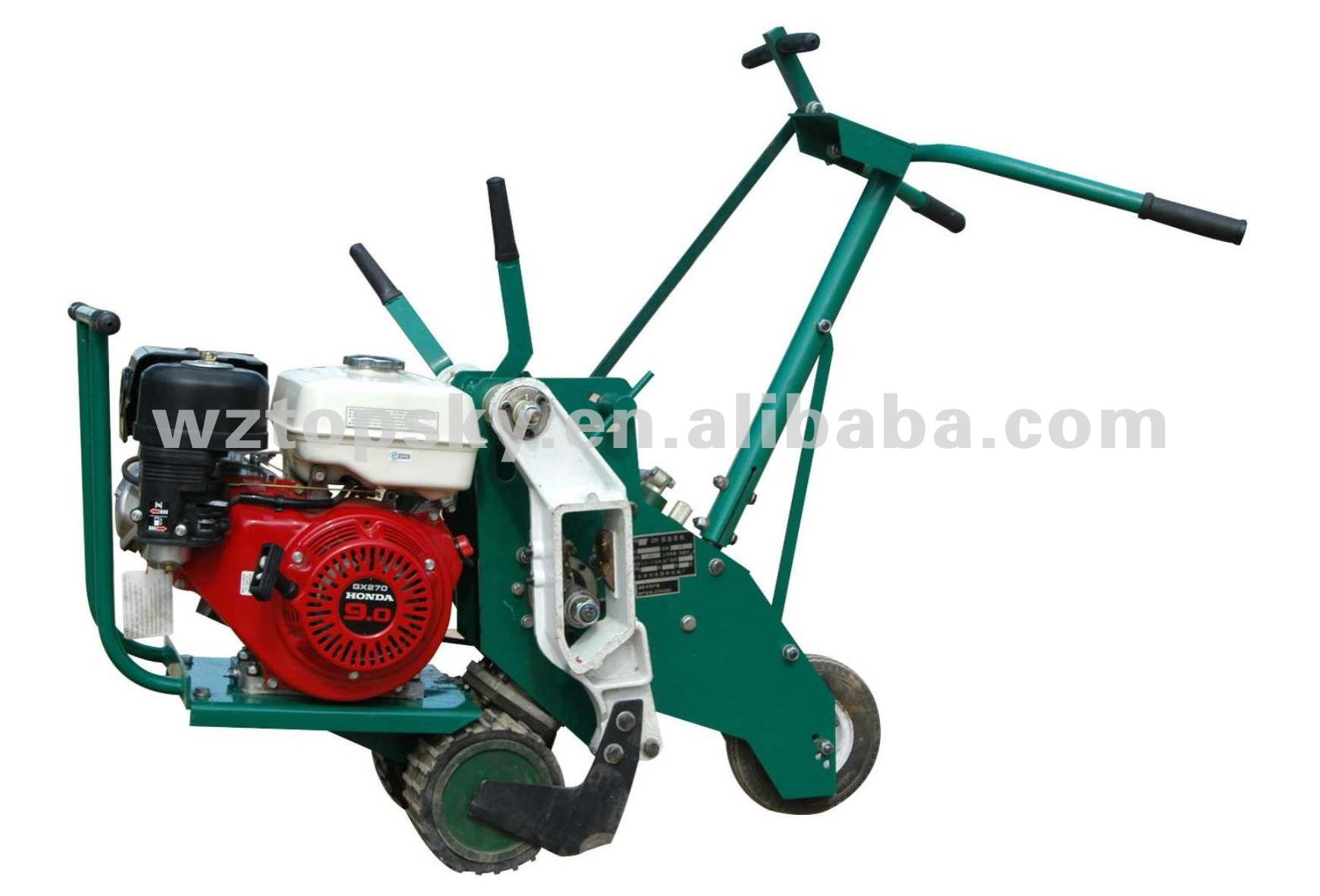 sod cutter machine