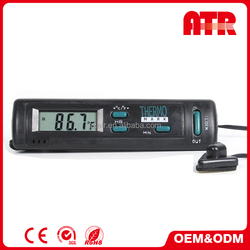 High Precision back light Car In / Out Digital thermometer