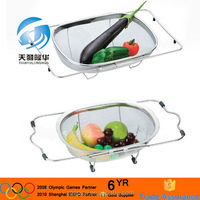 Hot selling Stainless Steel BBQ grill basket with low price