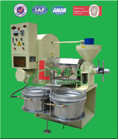 6YL series cold & hot oil press machine for pressing peanut, soybean, sesame and so on