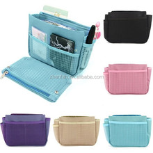 Women Travel Storage Bag Organizer for Phone Card Cosmetic Accessories