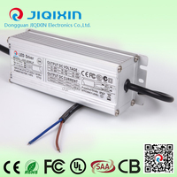 100W 200W triac DALI dimming dimmable IP67 drivers for LED flood light Waterproof Power Supply