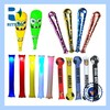 Advertising Promotional Fans Noise Maker PE Inflatable Cheering Sticks