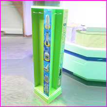Rotating Mobile phone accessories display stand / China Display Racks for sale