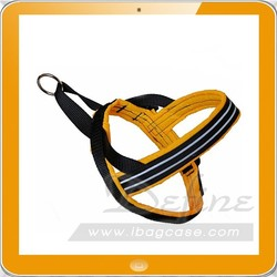 New customized outdoor soft pet dog harness