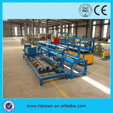 Chain link fence machine manufacturers institute