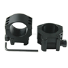 Funpowerland Low Profile Weaver Picatinny Scope Mount 30mm Ring Mount Six Bolts