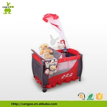 adjustable baby playpen play yard with mosquito net