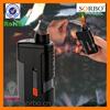 Electronic Lighter with LED Flashlight