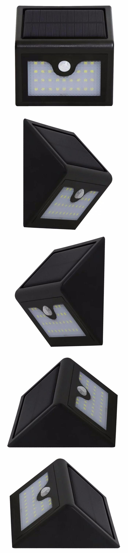 28 Led Освещение Сада Солнечный Свет Датчика SDX-SL16 Настенного Монтажа Led Street Light