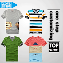 quick dry sublimation tshirt ,custom silkscreen printing t shirt clothing manufacturer ,2015 cotton tshirt from China supplier