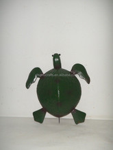 Cheap and high quality wrought cast iron tortoise decoration