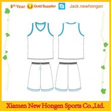 Recreation basketball jerseys/uniforms