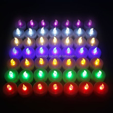Festival flashing led light toys,Different colors light up led flash candle,150 days,70hours