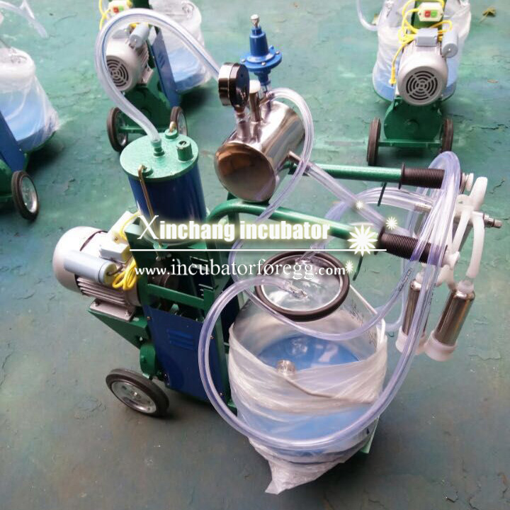 Piston milking machine (4)