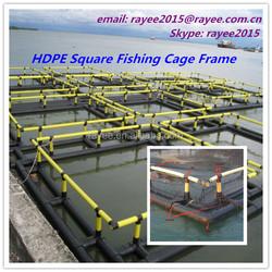 PE&PA Long Trap Fishing Cage, jaulas de cria de peces de acuicultura