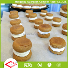 Paper Product High Temperature Greaseproof Non Stick Food Wrapping Cooking Silicone Baking Paper Parchment Paper
