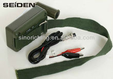 hottest national military standards selling hand crank power generator
