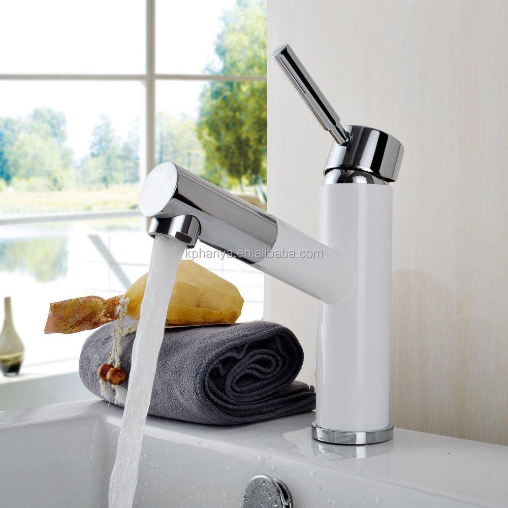 Neues design messing waschbecken wasserhahn, herausziehen ...