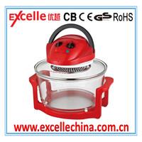 OEM 12L newly design electric halogen ovens cooker 220V(EL-812)