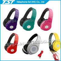 TST High quality custom design wireless headphone
