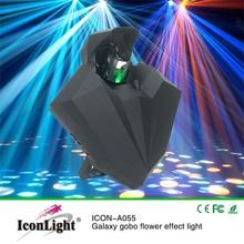 2r Warlock Compact Barrel Mirrored Scanner Effect Light DJ Sharp Beam Moonflower Effect Lighting