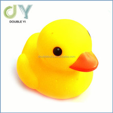 Children's toy duck/christmas toy duck christmas rubber duck/bath toy