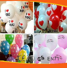 inflatable latex free for any parties&events balloons/ different size latex balloons