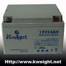 12v 24ah battery for scooter car battery/toys battery/ups system