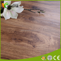 Factory Hot Sale 5mm Wood Texture Vinyl Flooring Plank for Commercial Place