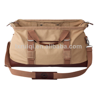 waterproof duffel canvas overnight bag